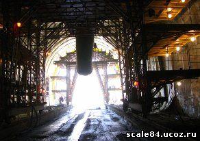 строительство туннеля РЖД